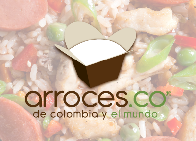 Arroces de Colombia y el Mundo | Web design and development