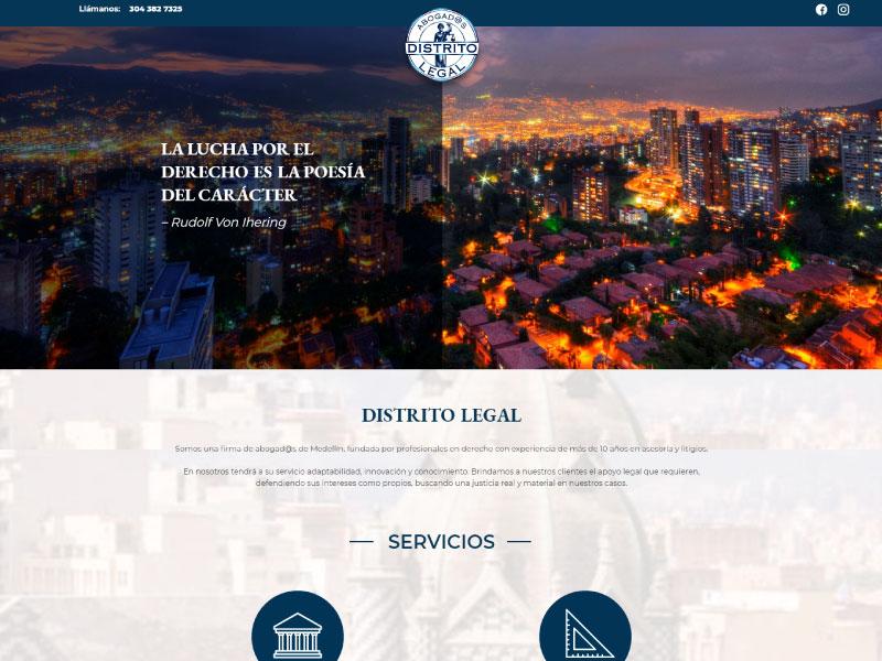 Distrito Legal